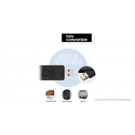 NUIFLASH NF-M230 High Speed USB 2.0/Micro-USB Flash Drive (128GB)