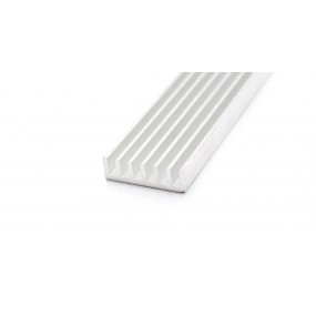150*20*6mm Aluminum Heatsink