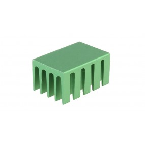 19*14*11mm Aluminum Heatsink (4-Pack)
