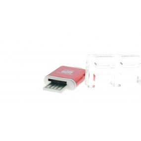 16GB microSDHC Memory Card w/ Card Adapter and 2-in-1 Card Reader